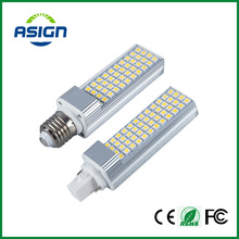 LED Bulbs 5W 7W 9W 11W 13W E27 G24 LED Corn Bulb Lamp Light SMD 5050 Spotlight 180 Degree AC85-265V Horizontal Plug Light