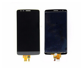 Grey/White color LCD Display+Touch Screen Digitizer assembly For LG G3 Stylus D690 replacement<br><br>Aliexpress