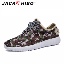JACKSHIBO Brand Mens Shoes Casual Luxury Original Designer Shoes for Man Spring Autumn Footwear zapatillas hombre male shoes()
