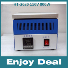 110V Preheating Station HONTON Preheater 800W Hot Plate BGA Reballing Furnace /Oven HT-2020 LED Soldering Station(China)