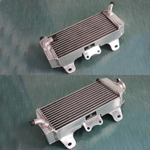 HI-PERF. Aluminum Alloy Radiator For Yamaha YZ450F/YZ 450 F 450cc 2006 engine cooling system for motorcycle Free shipping