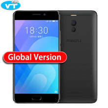 "Original GLOBAL VERSION Meizu M6 Note 6 32GB 16GB ROM 4G LTE Snapdragon 625 Octa Core 5.5"" FHD bluetooth Cell Phone metal body(China)"