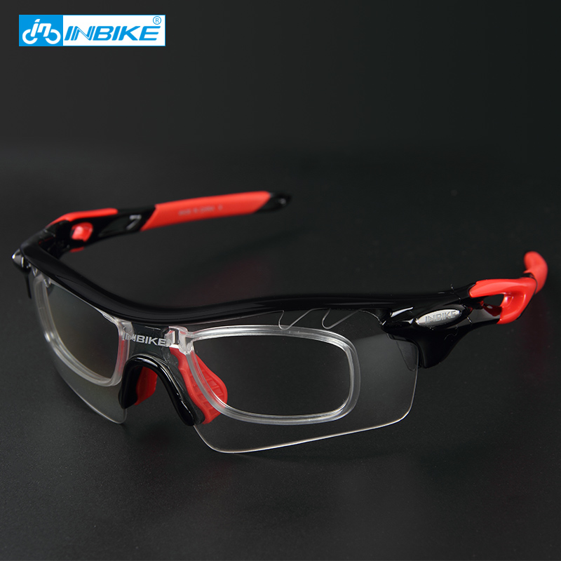 polarized photochromic cycling glasses riding bike bicycle eyewear outdoor sport sunglasses for men and woman IG16916<br>