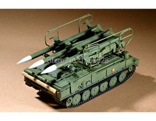 trumpeter  1/35  00361   RUSSIA SAM-6 ANTIAIRCRAFT MISSILE  Assembly scale Model kits  birthday gift