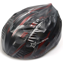 ROCKBROS Windproof  Waterproof Dust-proof Rain Cover MTB Road Bike Bicycle Helmet Cover Cycling Helmets Covers New, 4 Colors