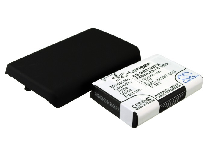 2400mAh Promtion Mobile,SmartPhone Battery For BLACKBERRY Pearl 9100 (P/N 30130001RM,BAT-24387-003,F-M1 )(China (Mainland))