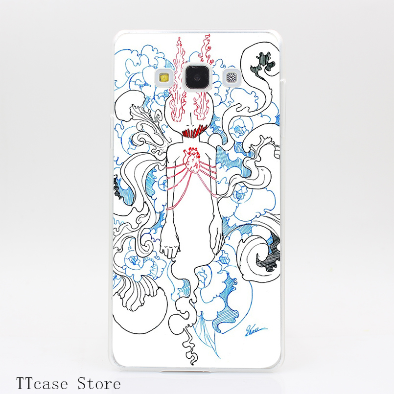 3563CA The Heart Is In Charge Transparent Hard Cover font b Case b font for Galaxy