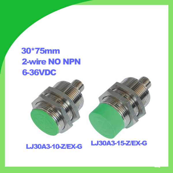 4-pin M30 3-wire NO NPN air plug inductance switch without cable 6-36VDC proximity switch<br><br>Aliexpress