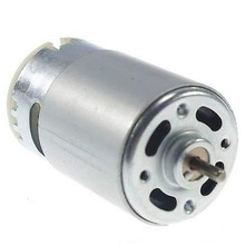 1 pcs Free Shipping RS555 DC Hobby Motor Turbine Generator 12 V 5500RPM High Torque