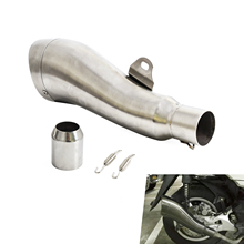 38-51mm Exhaust Muffler GP Pipe Street Dirt Bike For 125cc-1000cc Street Sport Racing Motorcycle ATV Quad Scooter