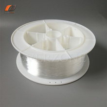 Free Shipping 0.75mm Diameter 2700m/roll End Light PMMA Plastic Optical Fiber Light Cable for Fiber Optic Lamp(China)