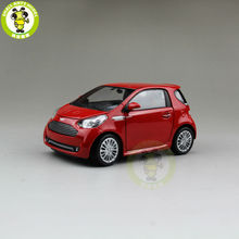 1/24 Aston Martin Cygnet Welly 24028 diecast model car Red(China)