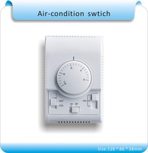 Floor Heating System Temperature Control Saipwell MRT107-W central Air-condition house room Mechanical thermostat on/off switch(China)