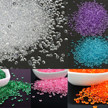 2000 pcs Glass Cabochon Confetti Crystals Diamond Decor Wedding 4mm Table Confetti Celebration Shiny Party Supplies A361b