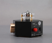 Fever HIFI high current class A tube thrust ear amp diy small tube power amplifier U303