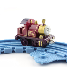 Children thomas and friends trains lady track master carriage Die cast pista model alloy metal models train miniaturas kids toys