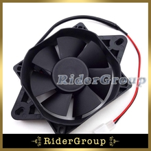ATV Electric Radiator Thermal Cooling Fan For Chinese 200cc 250cc Quad Go Kart Buggy 4 Wheeler UTV