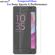 "Buy Sony X Performance Tempered Glass 9H 2.5D Premium Screen Protector Film Sony Xperia X Performance /Dual F8132 F8131 5.0"" for $1.39 in AliExpress store"