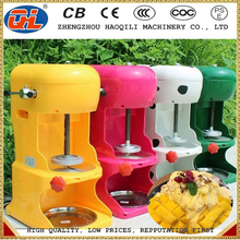snow flake shaved ice machine service commercial ice block shaving machine(China)
