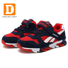 Buy New Breathable Children Shoes 2017 Brand Boys Sneakers Girls Sport Shoes Child Rubber Leisure Trainers Casual Kids Sneakers for $13.25 in AliExpress store