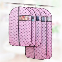 High Quality Cloth Hanging Suit Coat Dust Cover Protector Wardrobe Storage Bag
