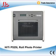 USB2.0 Interface HiTi P525L Roll Photo Printer Hobby Photo Printing Machine Via Wi-Fi Dongle Support Android, iOS, etc.