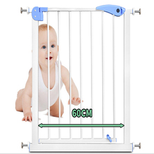 XG Baby child safety door fence baby stairway guard fence pet dog fence railings fencing isolation door punch - free(China)