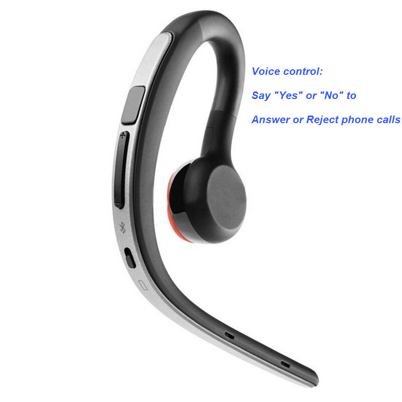 Remax RB-T3 Metal V4.1 Bluetooth Headset Smart Stereo Headphone Business Earphone Remote Shutter For Samsung Apple Nokia HTC FQ