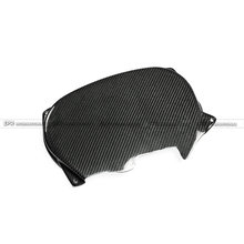 Carbon Fiber 4G63 Cam Cover Glossy Fibre Finish Engine Accessories Racing Trim Fit For Mitsubishi Evolution EVO 4-8 Car-Styling
