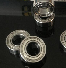 MR137ZZ MR137Z MR137 L-1370ZZ deep groove ball bearing 7x13x4 mm miniature bearing ABEC3 7*13*4