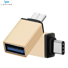 Buy LEPHEE USB 3.1 Type C USB 3.0 Converter USB Type-C OTG Adapter Chromebook Macbook Huawei Xiaomi MI A1 5X 5S Plus 6P LG G5 for $1.25 in AliExpress store