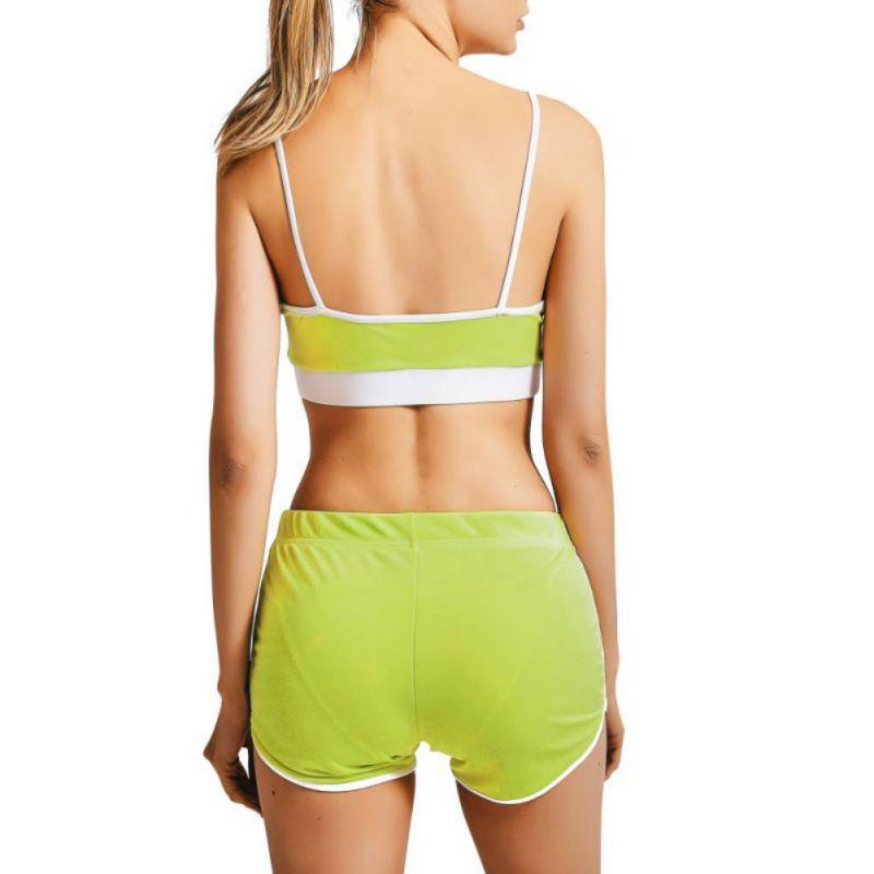 Sport Suit Tracksuit Bra+Short Sportswear 33