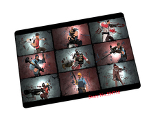 team fortress 2 mouse pad gear Fashion game pad to mouse notebook computer mouse mat brand gaming mousepad gamer laptop jogos(China)