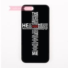 hard cover case For Huawei Ascend Mate 7 8 P6 P7 P8 P9 Plus Honor 6 Plus 7 P8 P9 Lite plus case christian cross Jesus Bible word(China)