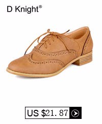 Fashion Round Toe Lace Up Women Flat Oxford Shoes Size 34-43 Shoes Woman Vintage Carved Oxford Shoes For Women Ladies Oxfords