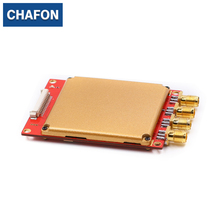 CHAFON 865~928MHz 4 ports oem reader long range RF transceive Impinj R2000 rfid module used for logistics management(China)