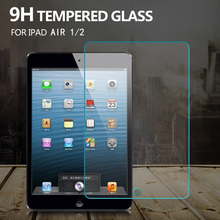 New Screen Protector For iPad Air 1 2 iPad 5 6 Tempered Glass 9H 2.5D 0.3mm Ultra Thin Clear Protective Film P05
