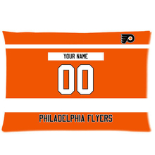 New Custom Philadelphia Flyers Hockey Pillowcase Pillow Case Cover with Your Name and Numbers Personalized Gift 20x30 Two Sides(China)