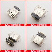 10pcs Original New Mini HD JACK HD Interface 19pin HDMI JACK HDMI Socket for Laptop netbook etc