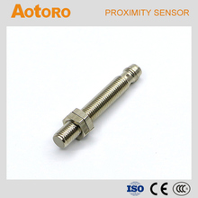 TRC08-1.5DN connector M8 china manufacturer small motion sensor