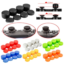 Buy 8pcs/Lot ThumbStick Joystick Grip Caps Extra High Enhancement Cover Sony PlayStation 3/4 PS3 PS4 Xbox 360 Controller Gamepad for $1.32 in AliExpress store