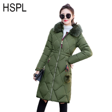 Buy Winter Jacket Women Long Parka Hooded Oversized Warm 2017 New Fashion Ladies Warm Fashionable Winter Coats High Jackets for $34.56 in AliExpress store