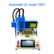 Without the computer, LY 1001 Professional automatic iphone ic router, ic remover machine for iPhone Main Board Repair
