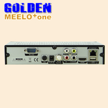 3PCS[DHL FREE] MEELO+ one Satellite Receiver 750 DMIPS Processor Linux Operating System x solo mini 2 Support YouTube STB DVB-S2