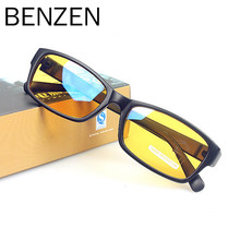 BENZEN Anti Blue Rays Computer Goggles Reading Glasses 100% UV400 Radiation-resistant Glasses Computer Gaming Glasses 5021(China)