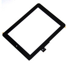 8inch for Prestigio MultiPad 8.0 2 PMP5780D PRIME DUO tablet pc capacitive touch screen (pls note black and white)