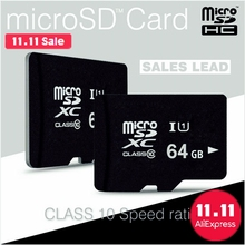 High speed Factory bulk cheap prices Micro SD Card TF Memory Card+adapter free Gift 4/8/16/32/64/128GB
