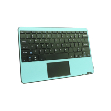 Wireless keyboard with touchpad mouse bluetooth keyboard touchpad gaming with russian for iPad ios Android Windows Mac computer