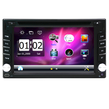 Auto PC 3D map USB Audio AMP EQ Autoradio HeadUnit MP5 In Deck Double Din FM AM Stereo Car DVD Player GPS Radio RDS(China)