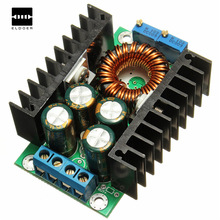 Electric C-D C CC CV Buck Converter Step-down Power Module 7-32V to 0.8-28V 12A 300W Board